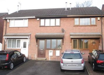 Thumbnail 2 bed town house to rent in Holland Road, Chesterfield