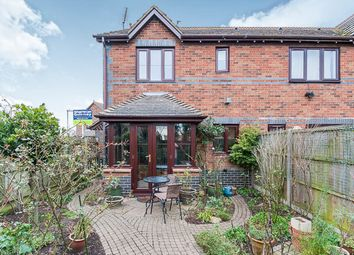 Thumbnail 1 bed end terrace house for sale in Monson Way, Oundle, Peterborough