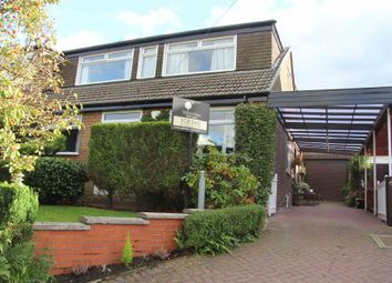 Thumbnail 5 bed semi-detached house for sale in Great Meadow, Shaw, Oldham