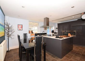 Thumbnail 4 bed semi-detached house for sale in Eagle Close, Larkfield, Aylesford, Kent