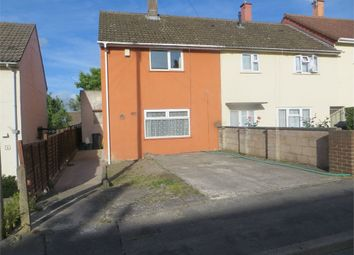 Thumbnail 2 bed semi-detached house for sale in Bowring Close, Hartcliffe, Bristol