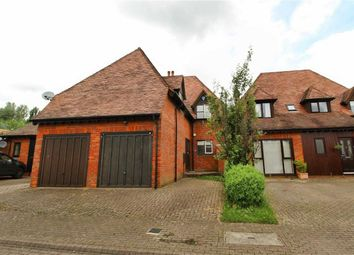 Thumbnail 3 bed end terrace house for sale in Lenborough Court, Woolstone, Milton Keynes