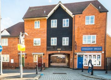 Thumbnail 2 bed town house to rent in Railway Street, Hertford