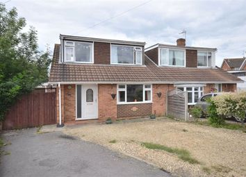Thumbnail 3 bed semi-detached house for sale in Althorp Close, Tuffley