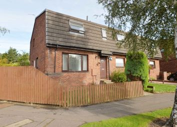 Thumbnail 1 bed end terrace house for sale in Harburn Avenue West, Deans, Livingston
