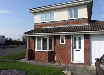 Thumbnail 3 bed detached house for sale in Canterbury Close, Morecambe