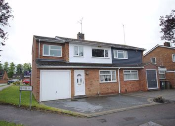 Thumbnail 4 bed semi-detached house for sale in Fairfax Avenue, Sundon Park, Luton