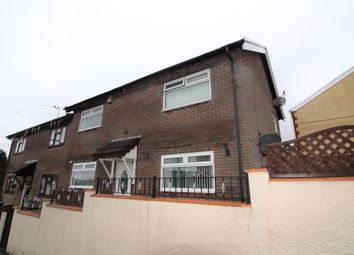 Thumbnail 4 bed semi-detached house for sale in Pant Street, Aberbargoed, Bargoed