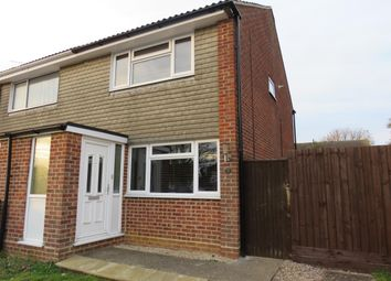 Thumbnail 2 bed semi-detached house to rent in Dumas Cul-De-Sac, Brackley