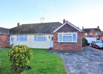 Thumbnail 2 bed semi-detached bungalow for sale in Hamford Close, Walton On The Naze
