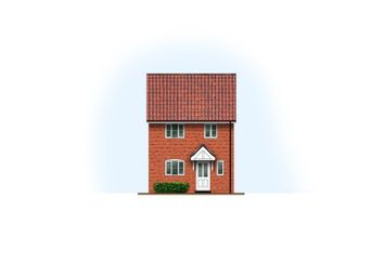 Thumbnail 3 bed detached house for sale in Coach House, Church Road, Kessingland
