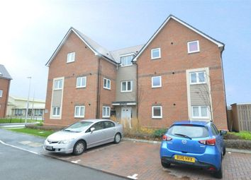 Thumbnail 1 bed flat to rent in Chandos Court, Tainter Close, Town Centre, Rugby, Warwickshire