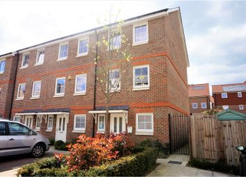 Thumbnail 4 bed terraced house for sale in Eden Road, Sevenoaks