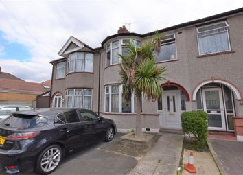 Thumbnail 4 bed terraced house to rent in Reynolds Avenue, Romford
