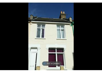 Thumbnail 5 bedroom terraced house to rent in Campbell Road, London