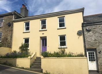 Thumbnail 3 bed terraced house for sale in 10 Chapel Street, Camelford, Cornwall