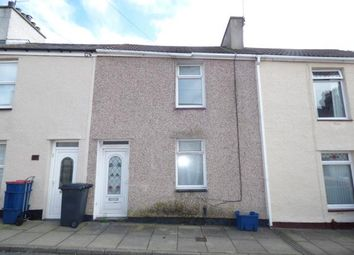 Thumbnail 3 bed terraced house for sale in Cecil Street, Holyhead, Anglesey