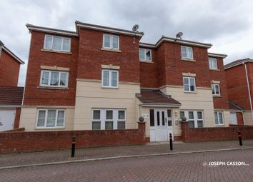 Thumbnail 2 bed flat for sale in Marsa Way, Bridgwater