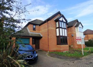 Thumbnail 3 bedroom detached house for sale in Streatham Place, Bradwell Common, Milton Keynes