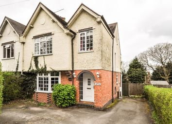 Thumbnail 3 bed semi-detached house for sale in Evesham Road, Redditch