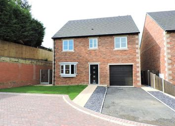 Thumbnail 4 bed detached house for sale in Appleby Garth, Monk Bretton, Barnsley
