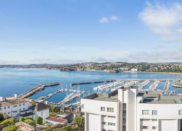 Thumbnail 2 bed flat for sale in Vane Hill Road, Torquay