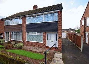 Thumbnail 3 bed semi-detached house for sale in Elldawn Avenue, Norton, Stoke-On-Trent