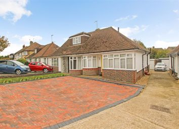 Thumbnail 3 bed semi-detached bungalow to rent in Upper Shoreham Road, Shoreham-By-Sea