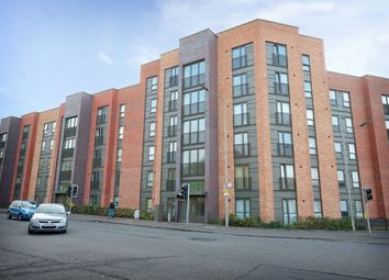 Thumbnail 2 bed flat for sale in 751 Garscube Road, Glasgow