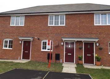 Thumbnail 2 bed terraced house for sale in Barncoft Road, Crewe, Cheshire