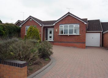 Thumbnail 2 bed detached bungalow for sale in Olton Avenue, Coventry