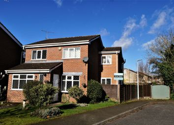 Thumbnail 4 bed detached house for sale in Troon Close, Holmes Chapel, Cheshire.