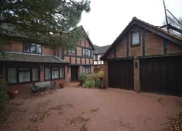Thumbnail 5 bedroom detached house for sale in Northgate, Thorpe End, Norwich