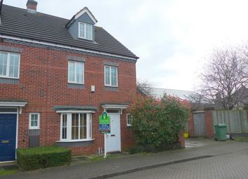 Thumbnail 4 bedroom semi-detached house for sale in Marston Grove, Stafford
