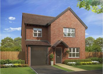 "Thumbnail 4 bed detached house for sale in ""The Roseberry "" at Bannold Road, Waterbeach, Cambridge"