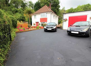 Thumbnail 3 bed detached house for sale in Min Y Nant, Victoria Street, Ystrad