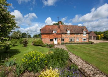 Thumbnail 5 bed detached house for sale in How Green Lane, Hever, Edenbridge, Kent