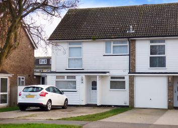 Thumbnail 3 bed end terrace house for sale in Southfields Road, Littlehampton