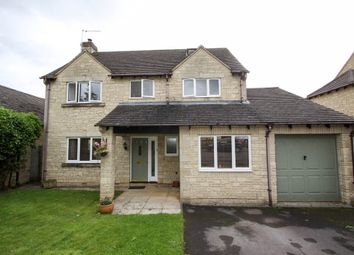 Thumbnail 5 bed detached house for sale in Geralds Way, Chalford, Stroud