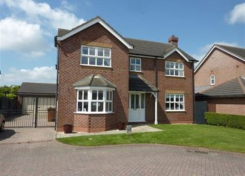 Thumbnail 4 bed detached house for sale in Joseph Ogle Close, New Waltham, Grimsby