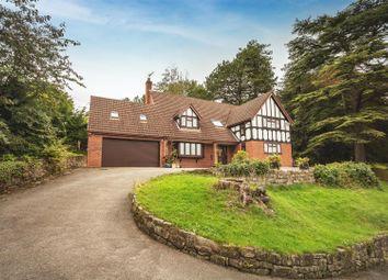 Thumbnail 4 bed detached house for sale in La Briare House, Bridge Hill, Belper, Derbyshire