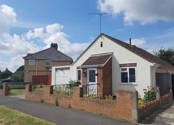 Thumbnail 3 bed detached bungalow for sale in Fairford Crescent, Swindon, Wiltshire