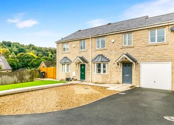 Thumbnail 4 bed semi-detached house for sale in Heatherdale Close, Halifax, West Yorkshire
