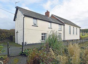 Thumbnail 3 bed semi-detached house to rent in Rock Road, Crossgates, Llandrindrindod Wells, Powys