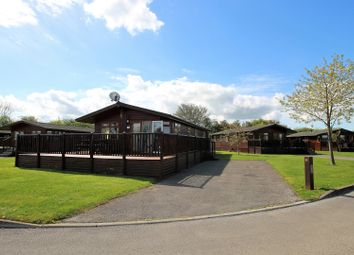 Thumbnail 3 bed lodge for sale in Flamingo Park Kirby Misperton, Malton