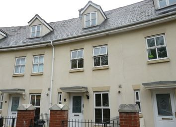 Thumbnail 4 bed town house for sale in Longridge Way, Worle, Weston-Super-Mare