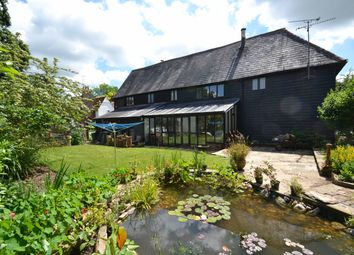 Thumbnail 5 bed barn conversion for sale in Oak Road, Rivenhall, Witham