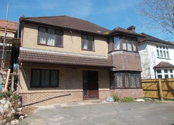 Thumbnail 8 bed detached house to rent in Burgess Road, Southampton