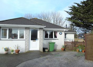Thumbnail 4 bed detached bungalow for sale in Higher Boskerris, Carbis Bay, St Ives, Cornwall
