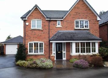 Thumbnail 4 bed detached house for sale in Aston Forge, Preston Brook, Runcorn, Cheshire